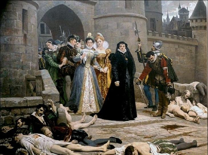 Жемчужина Франции - королева Марго