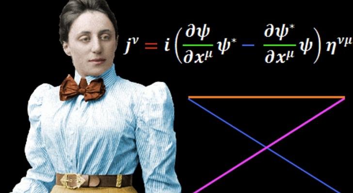 Почему математик Эмми Нётер должна стать вашей героиней