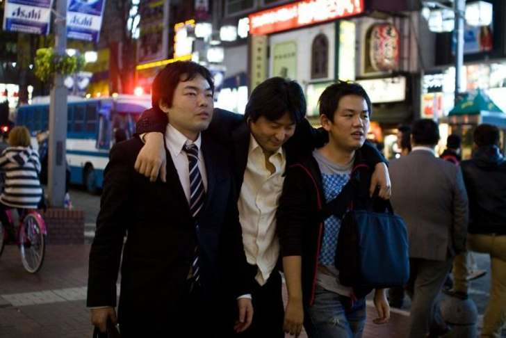 Человек-машина: трагикомичная жизнь обычного японского офисного работника