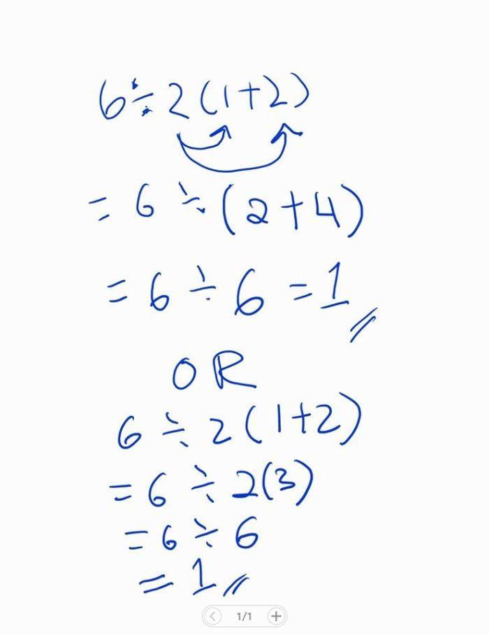 Сможете справиться с этой школьной задачкой?