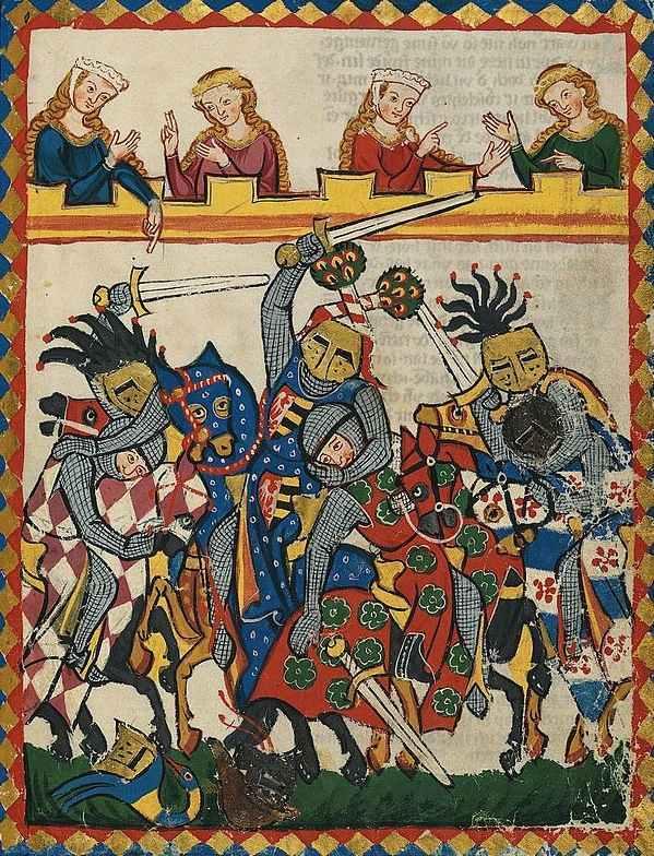 Как развлечься в Средние века