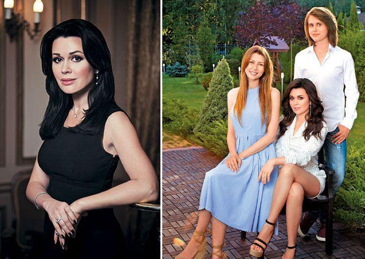 10 идеальных женщин в возрасте за 40