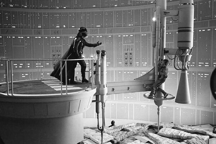 20 закадровых фотографий легендарных фильмов, которые вы никогда не видели