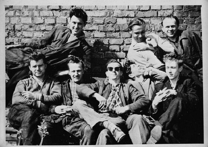 20 ретро фотографий из повседневной жизни советских людей