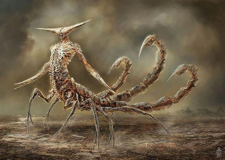 Художник показал, как выглядели бы знаки Зодиака, будь они героями ваших ночных кошмаров