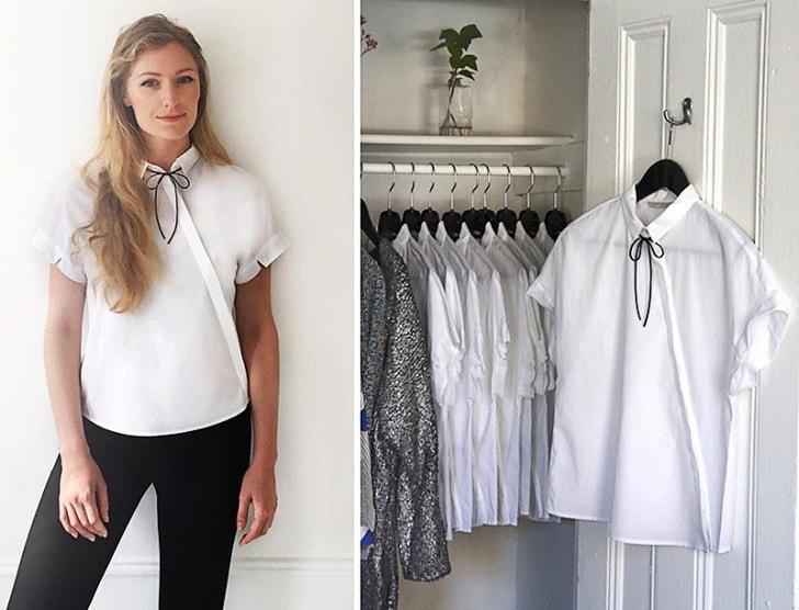 Против системы: девушка 3 года ходила на работу в одной и той же одежде