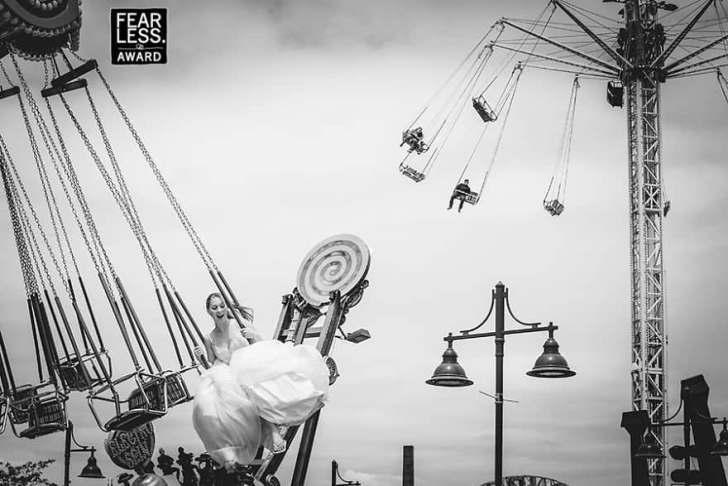 30 шикарных снимков с конкурса на лучшую свадебную фотографию 2017 года