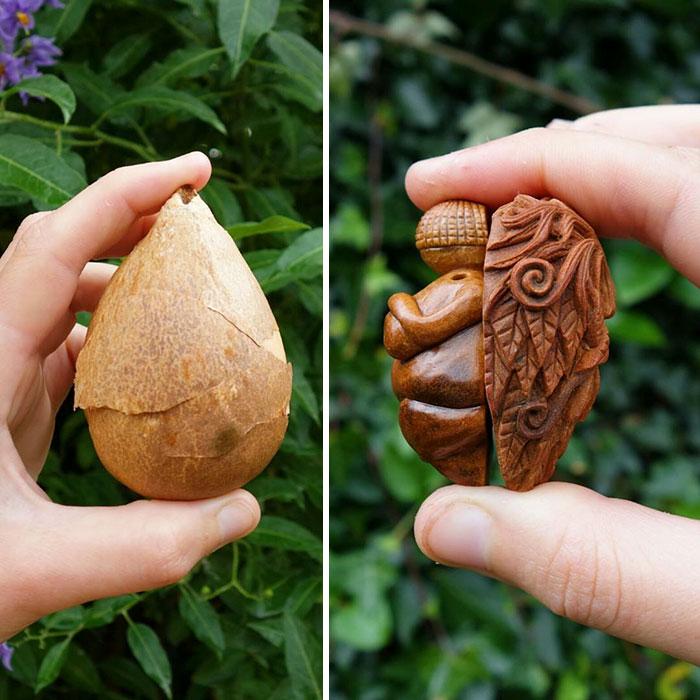 Что можно сделать из косточек авокадо