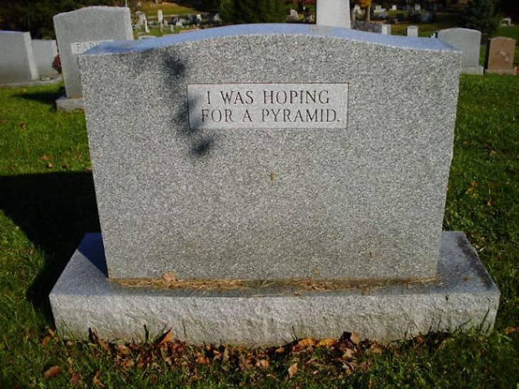 Люди, которые и после смерти смогли пошутить