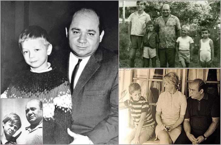 Семейные истории: Евгений и Ванда Леоновы