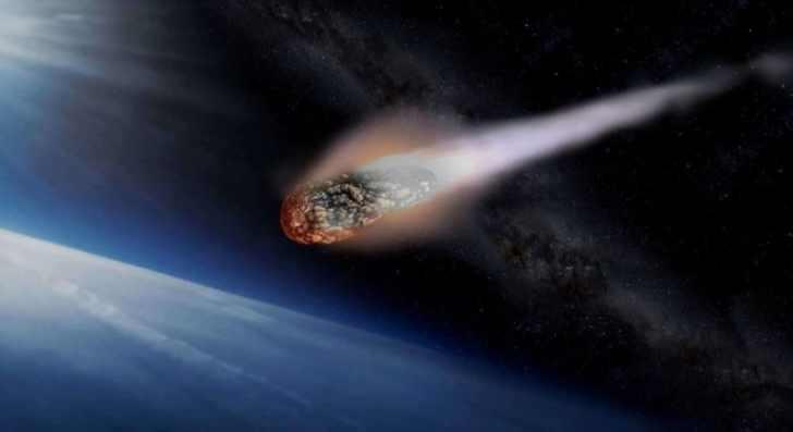 Два метеорита могут упасть на границе Казахстана с Россией 17 октября — NASA