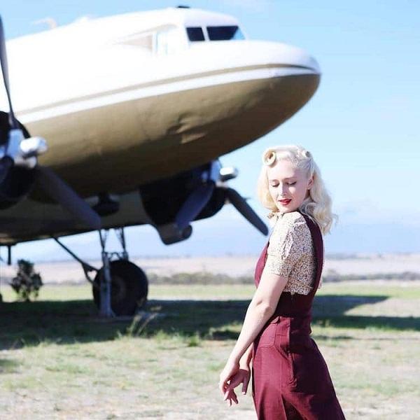 Винтажная мода - 11 современных женщин-путешественниц во времени