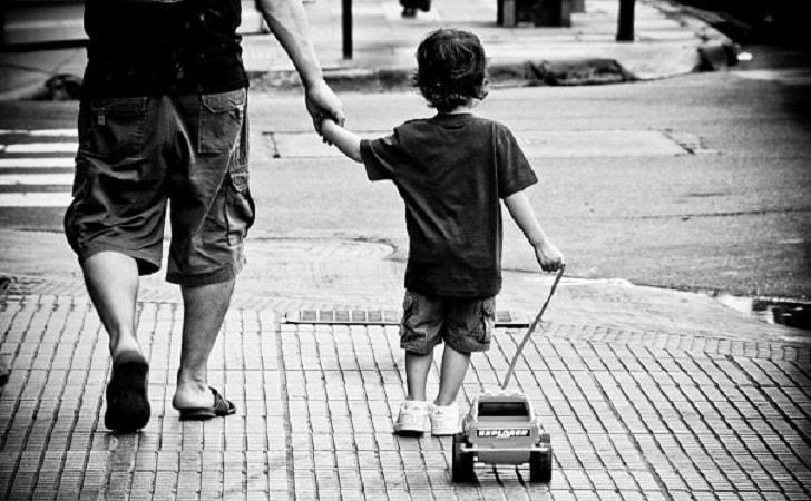 Отцовский урок
