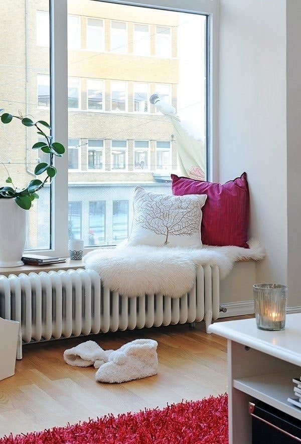7 великолепных идей, как можно использовать место у окна)