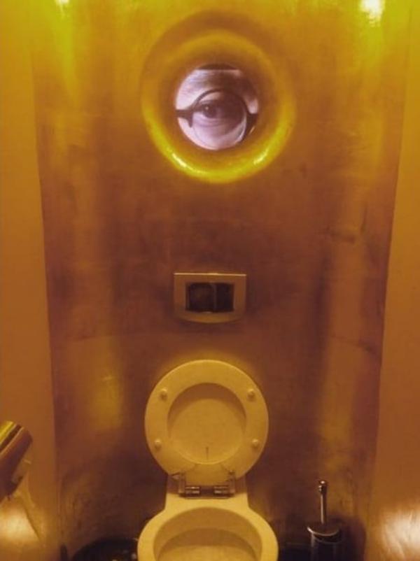 15 уникальных дизайнерских решений для туалетов