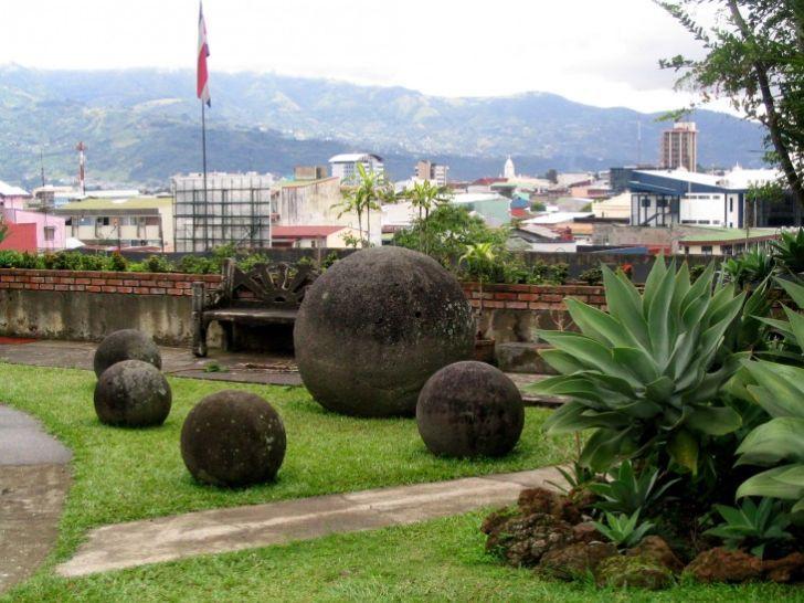 Таинственные шары Коста-Рики, которыми боги играли в футбол