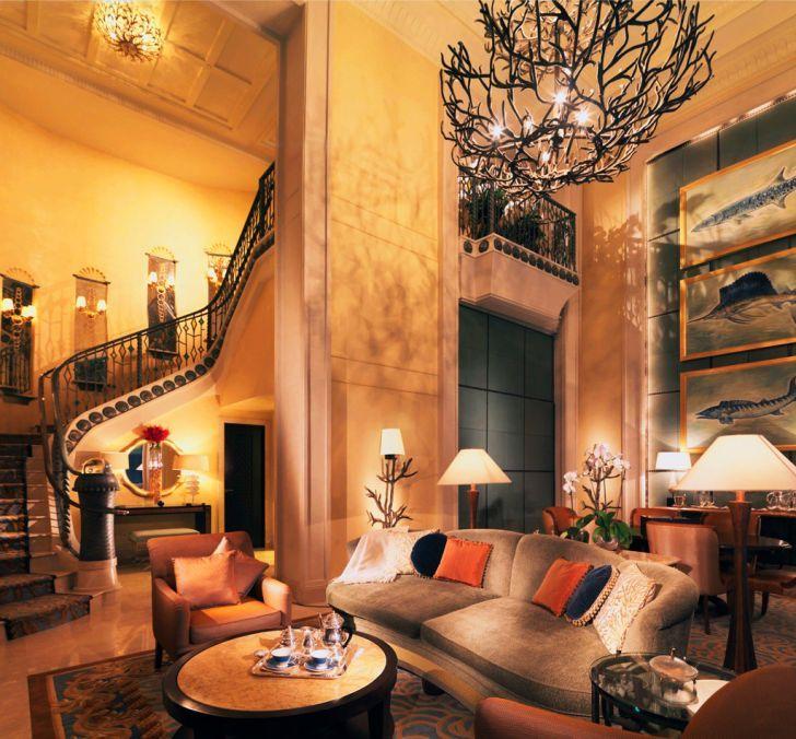 Самый большой гостиничный номер в мире