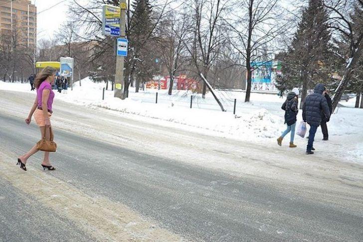 Снежная королева из Тольятти