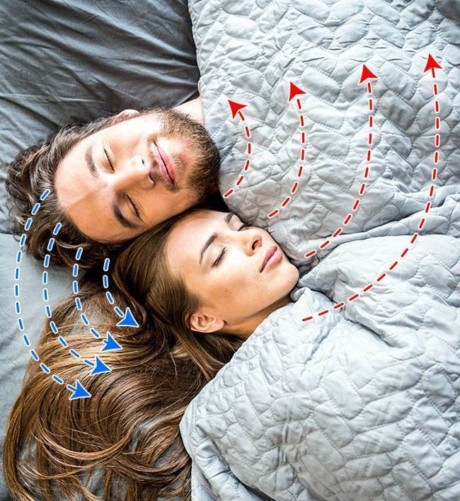 10 причин, которые убедят кого угодно спать голым