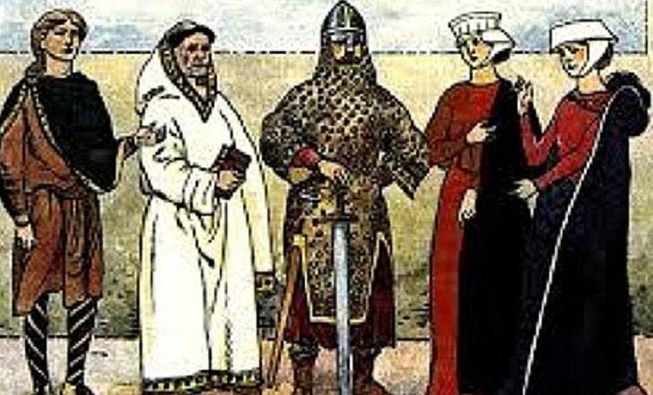 Популярные исторические стереотипы