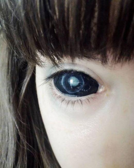 Татуаж глаз может лишить вас зрения!