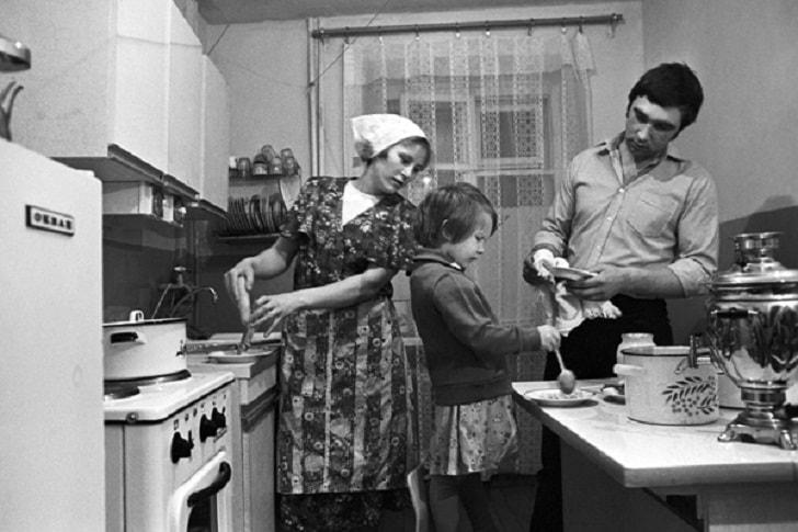 Самые женские профессии Советского Союза