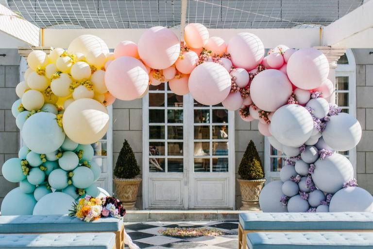 Как украсить дом невесты